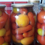 Маринованные помидоры на зиму рецепт! Пальчики оближешь
