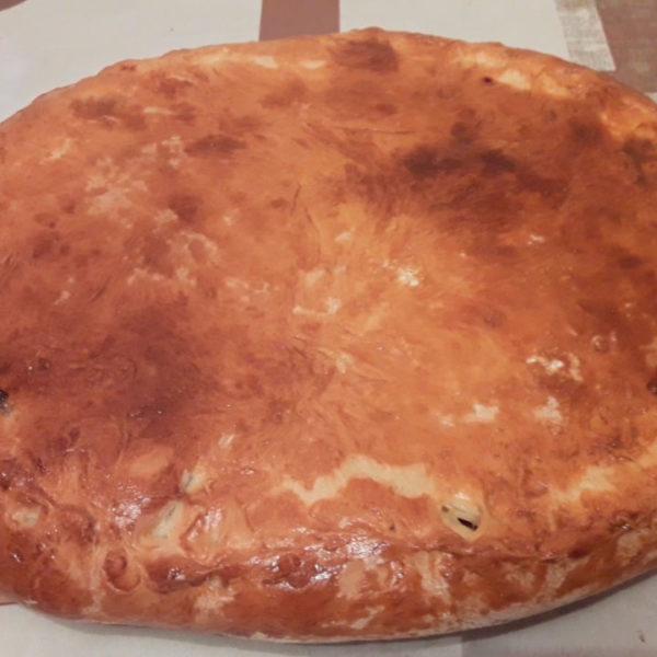 Пирог с картошкой — деревенский !  Самый вкусный